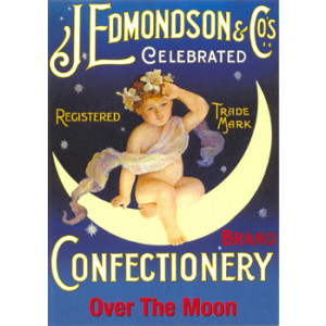 J Edmondson Nostalgic Postcard