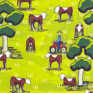 Cattle Country Rachael Flynn Card