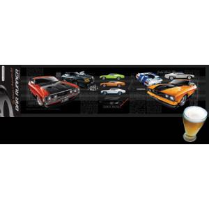 Ford Coupe Cobra Cars Bar Runner
