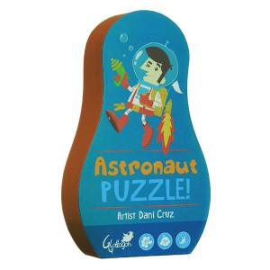 25 Piece Childrens Spaceman Astronaut Puzzle