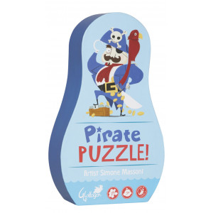 25 Piece Childrens Pirate Puzzle