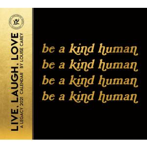 Live Laugh Love Louise Carey 2021 Legacy Wall Calendar