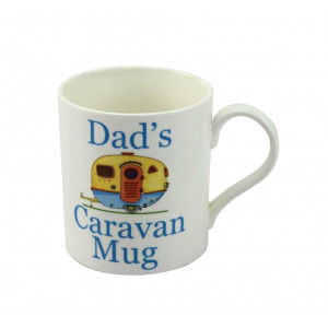 Dads Caravan Fine China Tea Coffee Mug