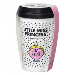 Little Miss Princess Tea Coffee Travel Mug