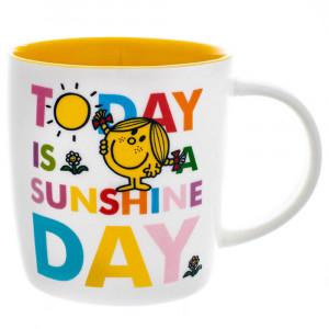Little Miss Sunshine New Bone China Tea Coffee Mug