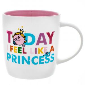 Little Miss Princess New Bone China Tea Coffee Mug
