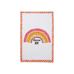 Choose Joy Novelty Kitchen Tea Towel