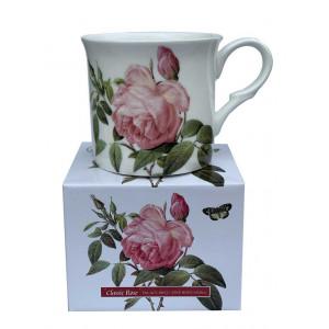 Classic Rose Fine Bone China Palace Tea Coffee Mug