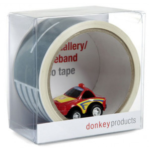 My First Autobahn Road Themed Tape and Toy Car for Kids