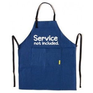 Service Not Included Waldo Pancake Apron