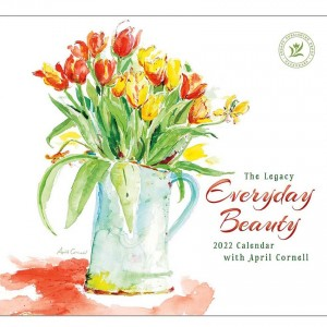 Everyday Beauty By April Cornell 2022 Legacy Wall Calendar