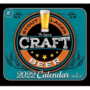 2022 Legacy Craft Beer Wall Calendar by Bring the Cheer