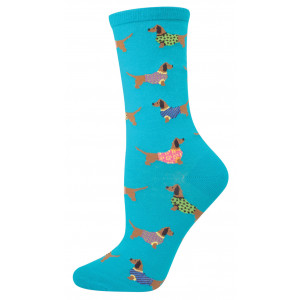 womens-socks-dachshund