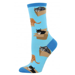 womens-socks-cats-in-a-box
