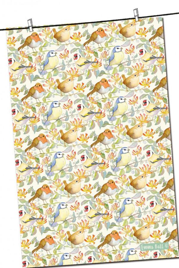 garden-birds-tea-towel